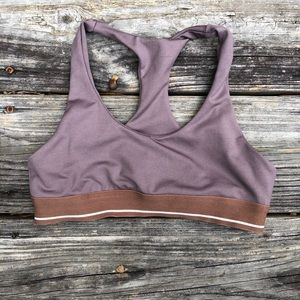 Olympia Bra, size S, color:Clay